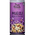 True Elements Seeds and Berries Muesli, 400 grams