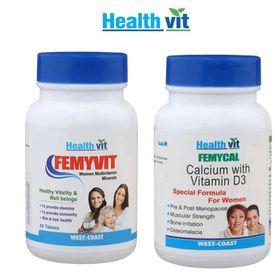 Healthvit Women Health Kit