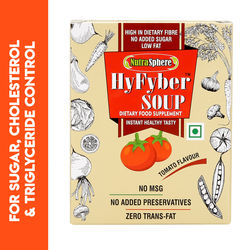 Hyfyber High Fibre Tomato Soup - 10 Sachet Pack