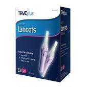 TRUEplus Safety Lancets - 100 Box