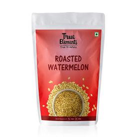 True Elements Roasted Watermelon Seeds 125 grams