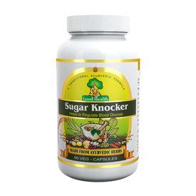 Sugar Knocker -90 capsule Pack, 1