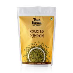 True Elements Roasted Pumpkin Seeds, 500 grams