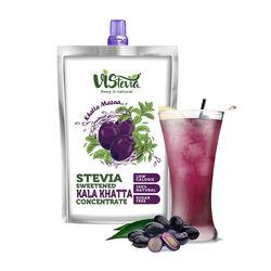 Vistevia KALA KHATTA Concentrate - Sweetened with Stevia