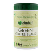 Nutriwish's Green Coffee Beans - 250gms