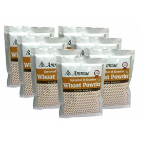 Ammae Sprouted Wheat Powder (Set of 7 Packets of 100gms each)
