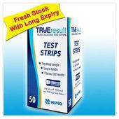Nipro TRUEresult Test Strips, 25