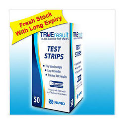 Nipro TRUEresult Test Strips, 100