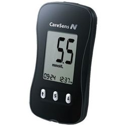CareSens N Glucometer (Blood Glucose Monitoring System) with 100 Strips