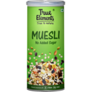 True Elements No Added Sugar Muesli, 400 grams
