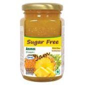 Sugarless Bliss Sugar Free Jam - Pineapple