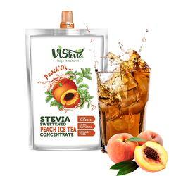 Vistevia Peach Tea Concentrate - Sweetened with Stevia