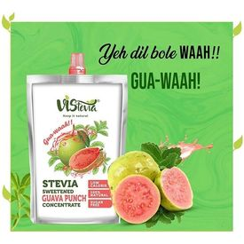 ViStevia Gua-waah - Guava Punch Concentrate150 ml