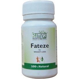 Fateze - Atulya Nutrition Herbal Supplement for Weight Loss