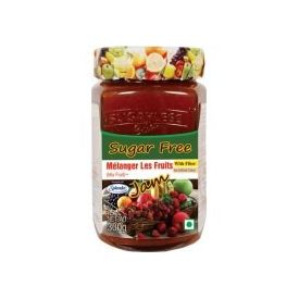 Sugarless Bliss Sugar Free Jam - Mix Fruit