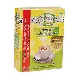 DIABETICS DEZIRE NATURAL SUGAR SUBSTITUTE, 250gms