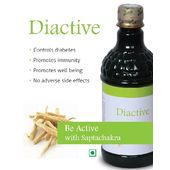Diactive (Food Supplement for Diabetes)