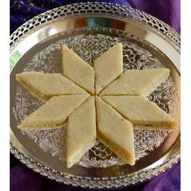 Misstevia Sugarfree Kaju Burfi - sweetened with Stevia - 250gms