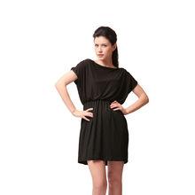 L31- The Black Covertible Dress, m,  black