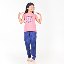 CUTE109 Awesome Cute Lounge Wear (Blue), 6,  blue