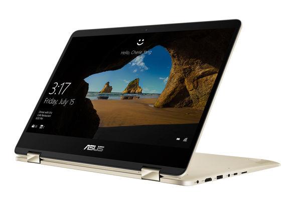 Asus UX461UN ZenBook i7 16GB, 512GB 14  Laptop, Gold