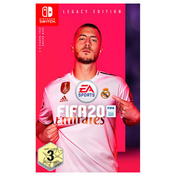 Pre Order FIFA 20 Legacy Edition for Nintendo Switch