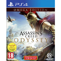 Assassin's Creed: ODYSSEY OMEGA Edition for PS4