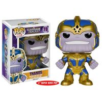 Funko Pop Marvel Guardians of The Galaxy Series 2 Thanos