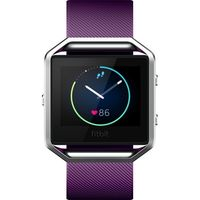 Fitbit Blaze Smart Fitness Watch Small, Plum