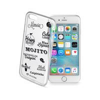 Cellularline Style Case for iPhone 6/6S, Drink