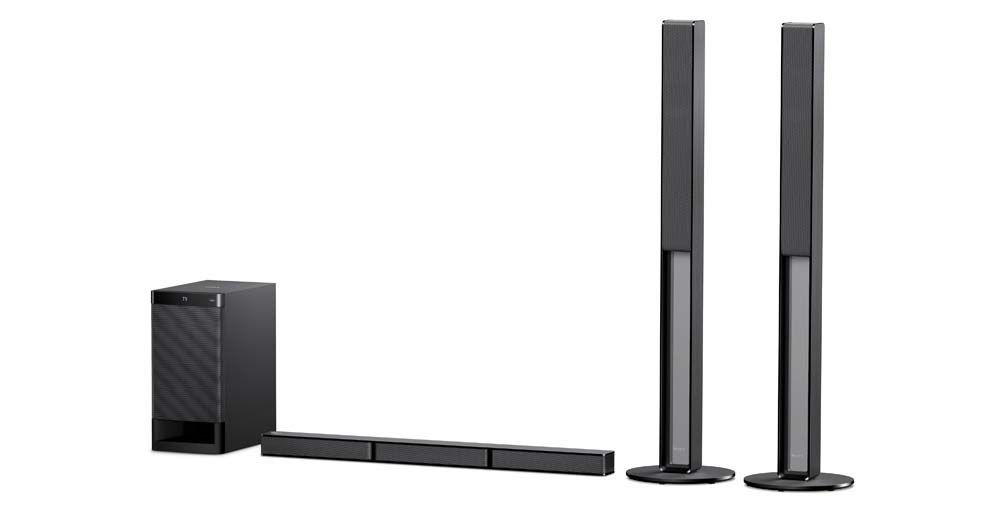 Sony 5 1CH Tall Boy Home Theatre System