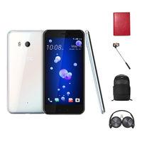 HTC U 11 Smartphone LTE, Ice White