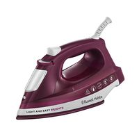 Russell Hobbs 24820 Light & Easy Brights Iron, Mulberry
