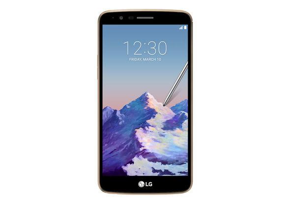 LG Stylus 3 M400 Smartphone LTE, Gold