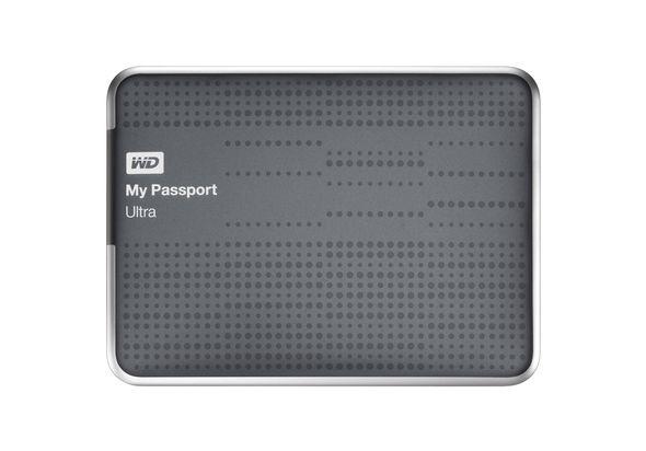 Western Digital My Passport Ultra USB 3.0 - 2TB Hard Disk
