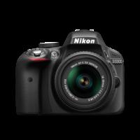 DG-Nikon D3300+ 18-55 AF DSLR Camera
