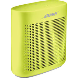Bose SoundLink Color II Bluetooth Speaker, Yellow Citron