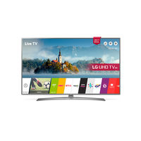 "LG 65UJ670V 65"" Ultra HD 4K TV"