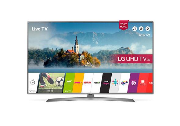 LG 65UJ670V 65  Ultra HD 4K TV