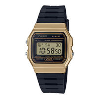 Casio F-91WM-9A Unisex Watch