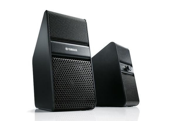 Yamaha NX-50 TV Sound Booster, Black