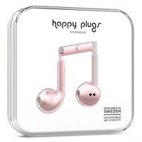 Happy Plugs Earbud Plus, Pink Gold