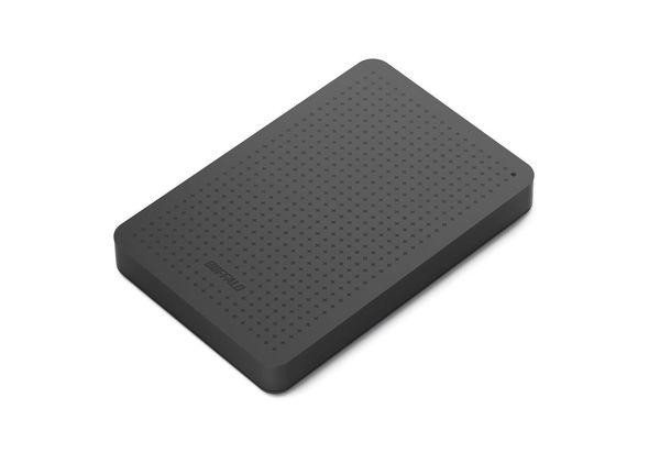 Buffalo HD-PCF1.0U3BB-AP MiniStation 1 TB USB 3.0 Portable Hard Drive