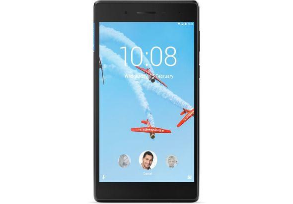 Lenovo TAB 4 7  , 16 GB, 4G LTE, Black
