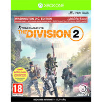 Tom Clancy's The Division 2 Washington D. C Edition for Xbox One
