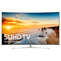 "Samsung 55"" Class KS9500 9-Series Curved 4K SUHD TV (2016 Model)"