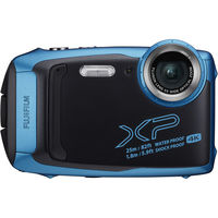 Fujifilm FinePix XP140 Digital Camera,  Sky Blue