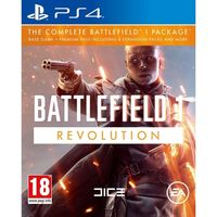 Battlefield 1 - Revolution for PS4