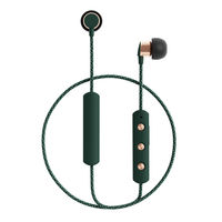 Sudio Tio In-Ear Wireless Bluetooth Sport Earphones,  Green