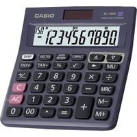 Casio MJ100D-R Check Calculator